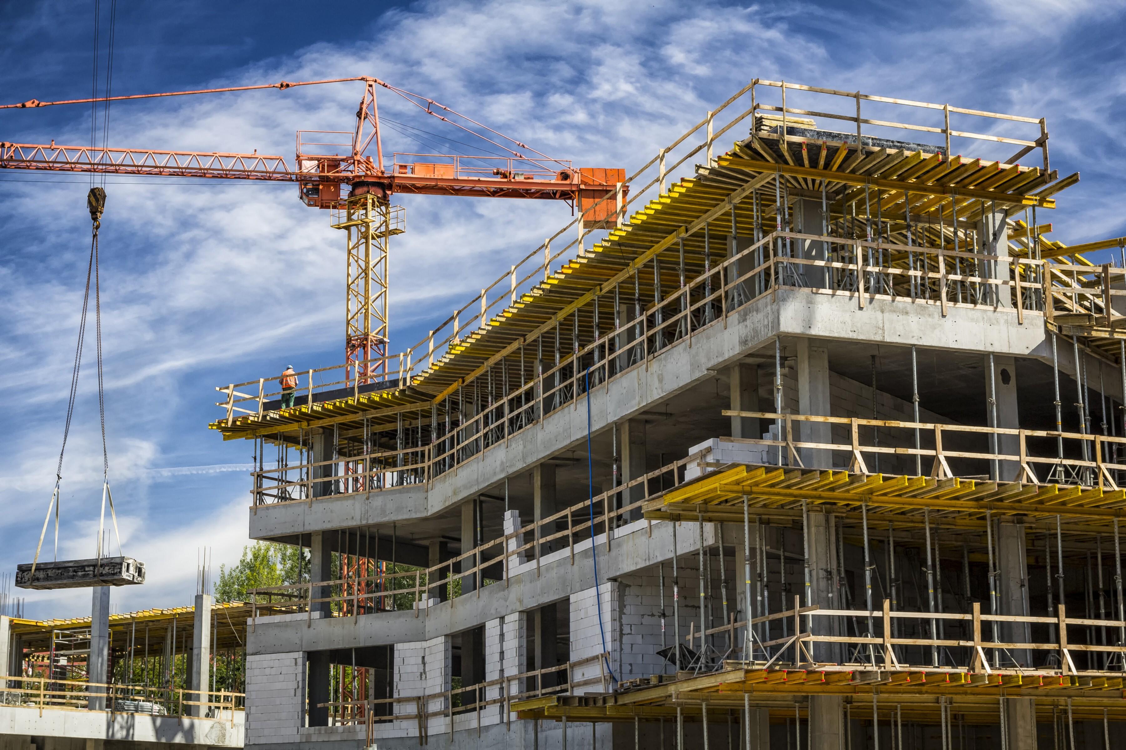 La inversión en México se recupera motivada por la construcción