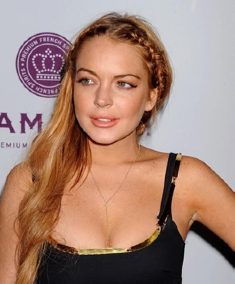 Lindsay Lohan tiene 26 años y ha tenido varios probelmas legales como ser acusada de robo, abusar de sustancias y más.