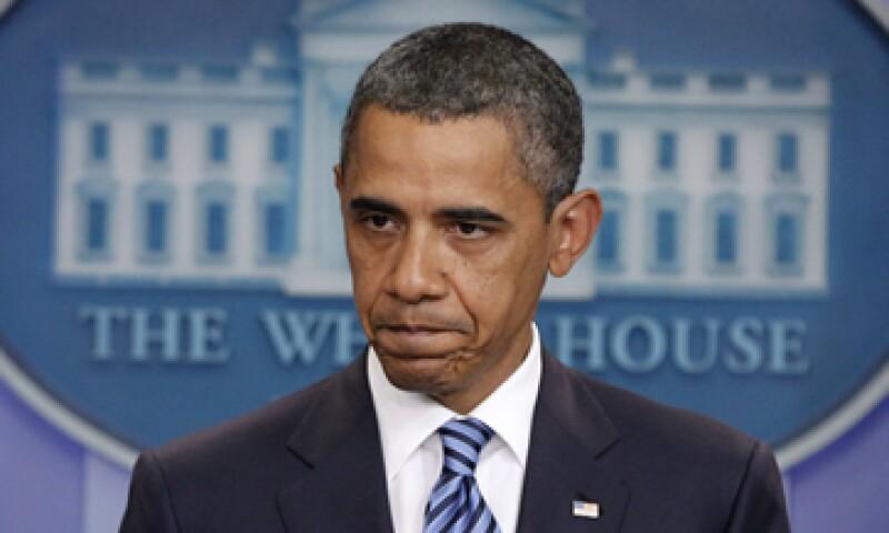Obama dijo que los líderes del Congreso estaban siendo invitados a reunirse el jueves en la Casa Blanca. (Foto: AP)