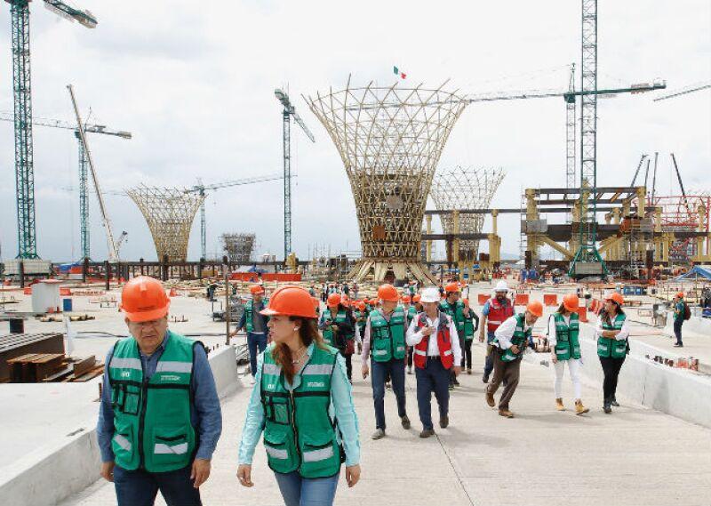Construcci�n del Nuevo Aeropuerto 9
