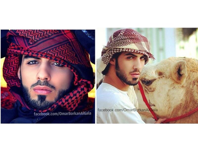 Las redes sociales se han llenado de especulación sobre si Omar Borkan Al Gala es en realidad uno de los tres bailarines que fueron deportados por su excesiva belleza.