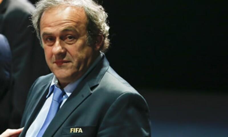 Michel Platini asegura tener un sentimiento de gran indignación. (Foto: Reuters )