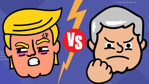 Trump vs amlo