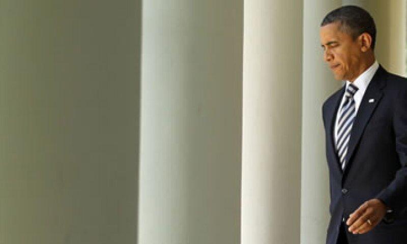 Si Barack Obama no logra una financiación de parte del Congreso antes del 1 de octubre, tendría que declarar un cierre de Gobierno, o suspensión de actividades. (Foto: Getty Images)