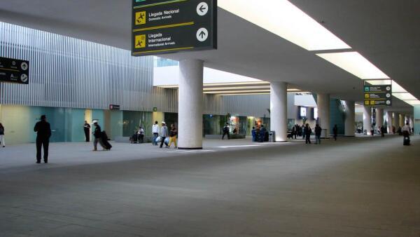 Aeropuerto de Mexico