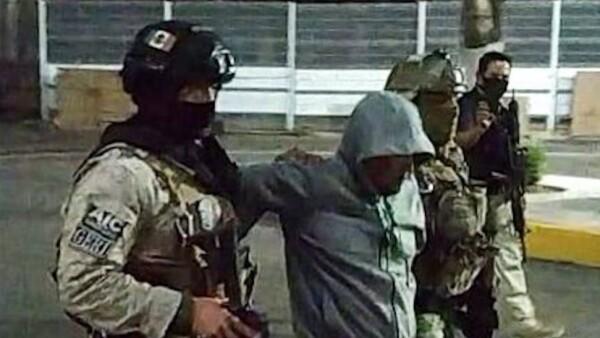 """José Antonio """"N"""", alias """"El Marro"""", a quien se le acusa de ser el líder del Cártel de Santa Rosa de Lima, fue capturado esta madrugada por elementos del Ejército Mexicano y la Fiscalía General de Guanajuato."""