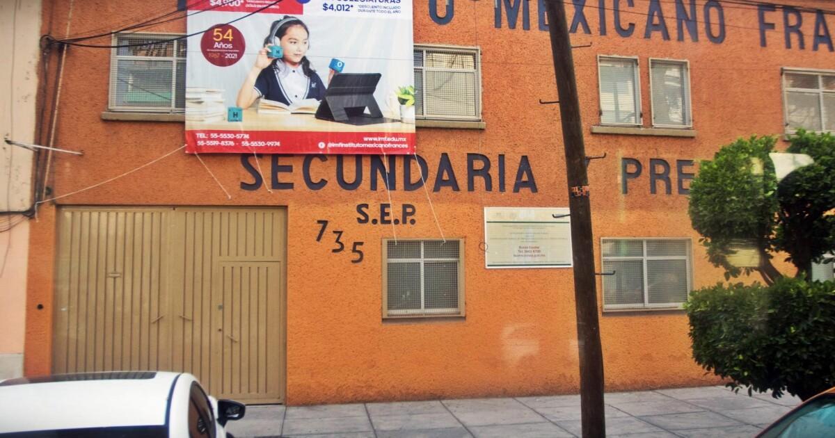 Las escuelas particulares desistieron de regresar a clases, según la SEP