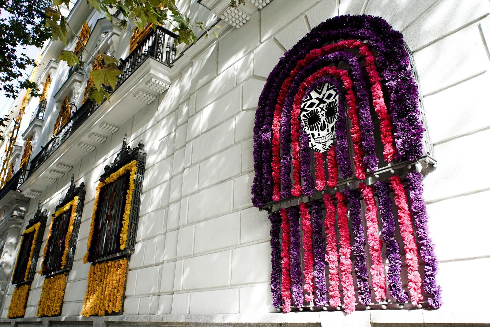 Inauguración Casa de México