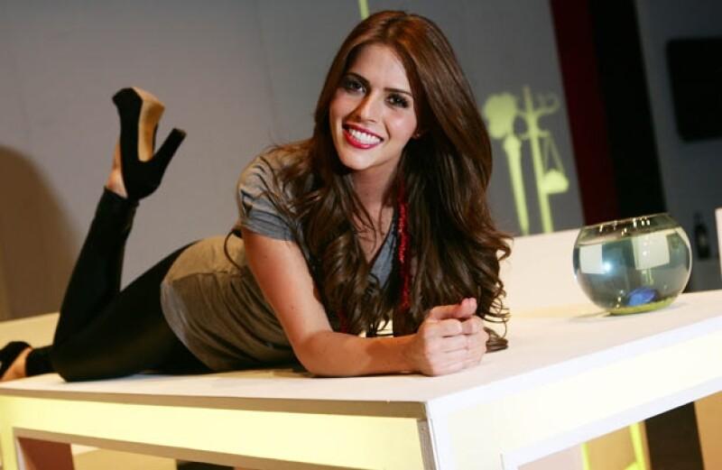 Claudia Álvarez salió de TvAzteca para incorporarse a las filas de Televisa.