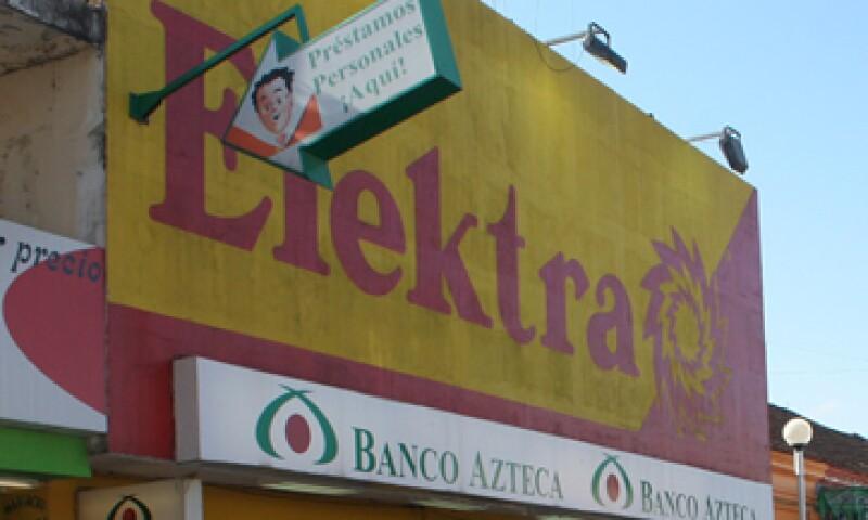 El flujo operativo (Ebitda) de Elektra creció 21% anual. (Foto: Cuartoscuro )