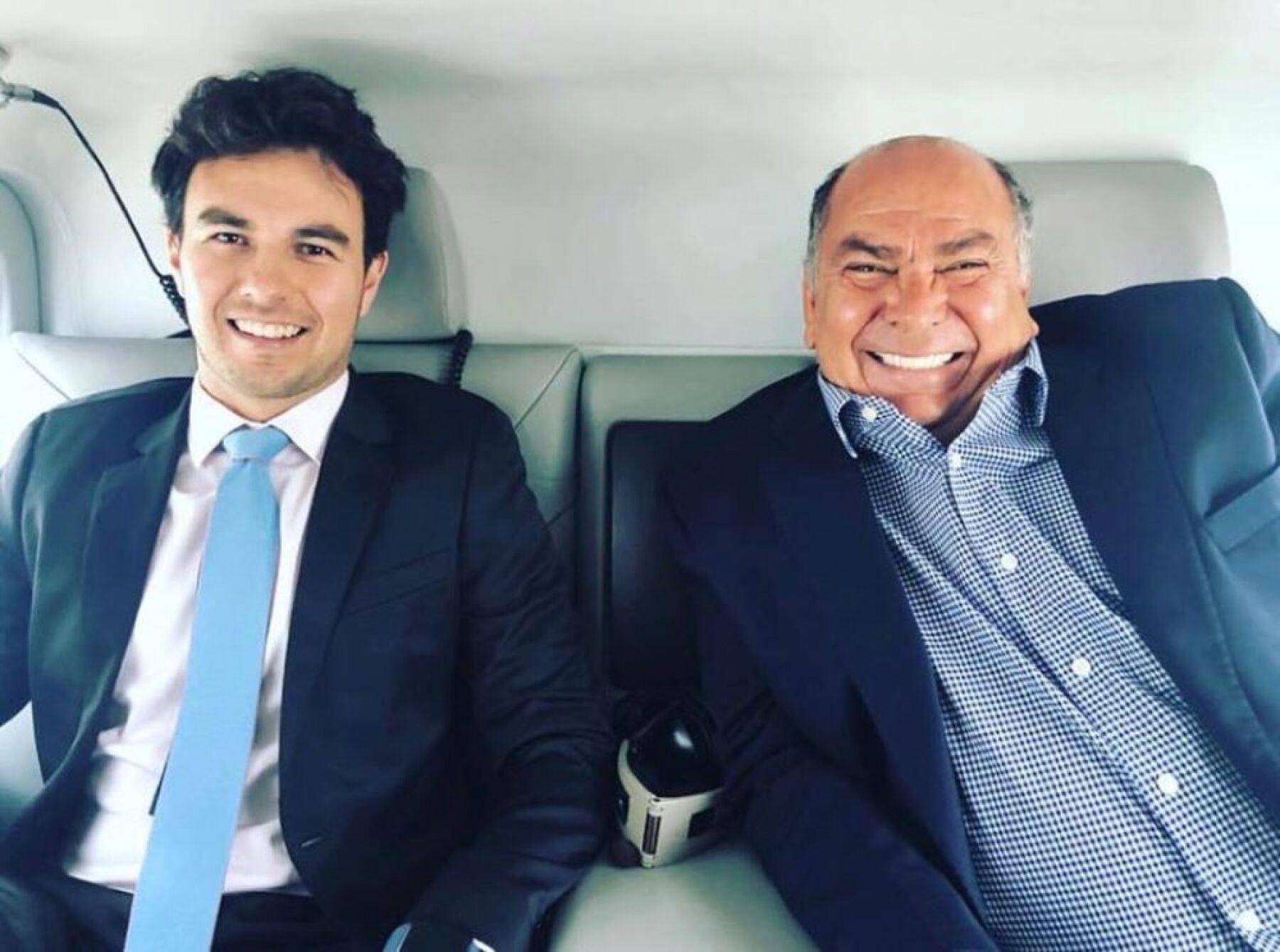 Antonio Pérez Garibay, papá de Checo Pérez, del automovilismo a la política