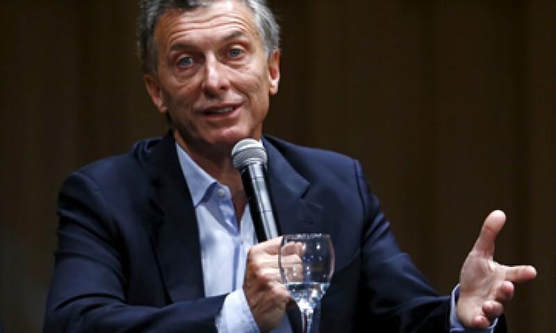 Macri era el candidato favorito de los mercados. (Foto: Reuters)