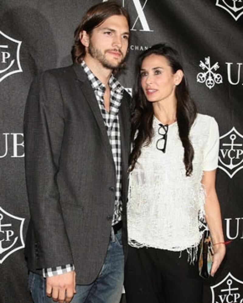 De acuerdo con varios medios estadounidenses, la ex pareja por fin llegó a un acuerdo, donde Kutcher no tendrá que darle manutención a Moore.