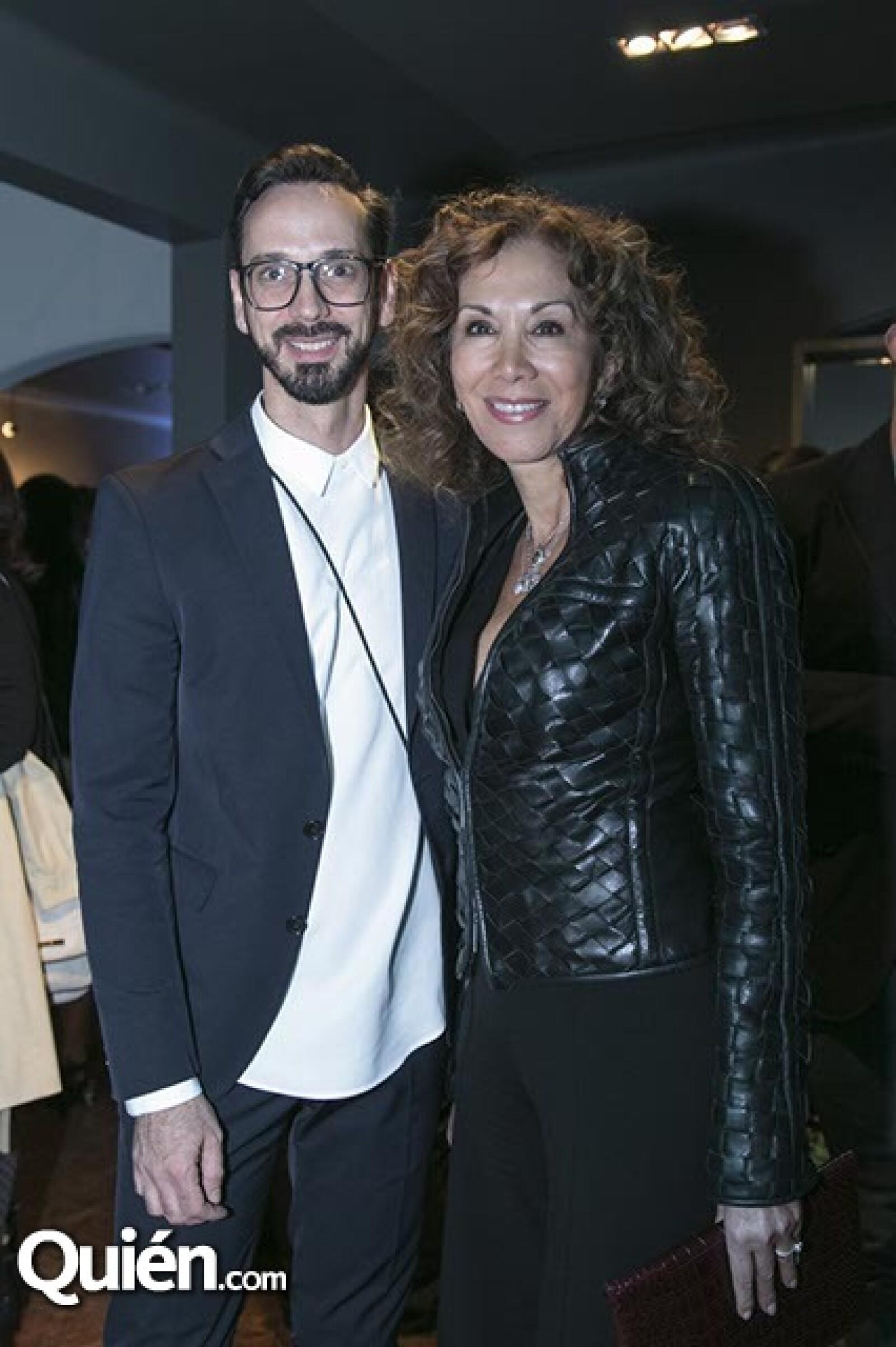 Macario Jiménez y Beatriz Calles