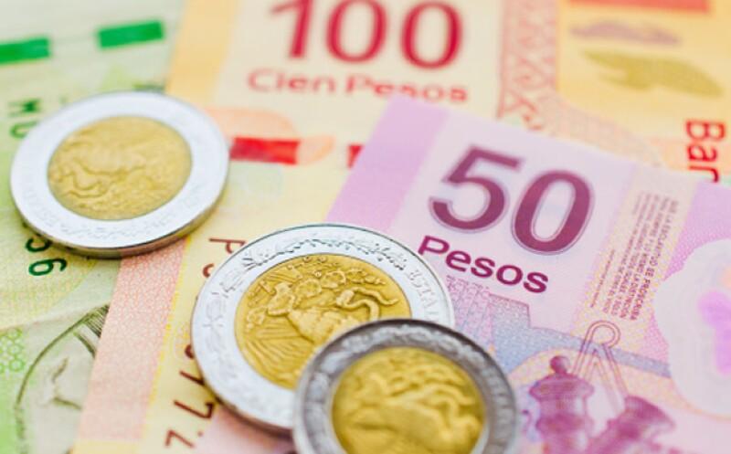 En lo que va del año el peso se ha depreciado 12.3% frente al dólar. (Foto: Getty Images )