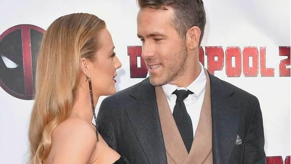 Ryan Reynolds reveló la regla que sigue para lograr un matrimonio feliz.