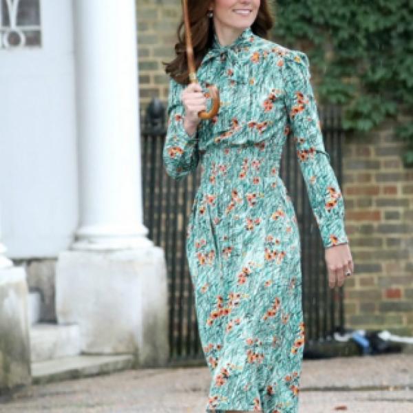 Kate Middleton en Prada