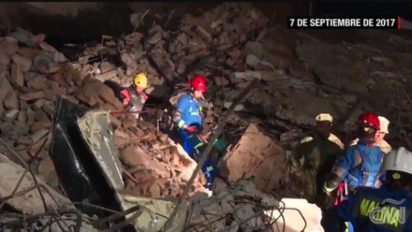 Estas mujeres tuvieron que empezar de cero tras el sismo del 7 de septiembre