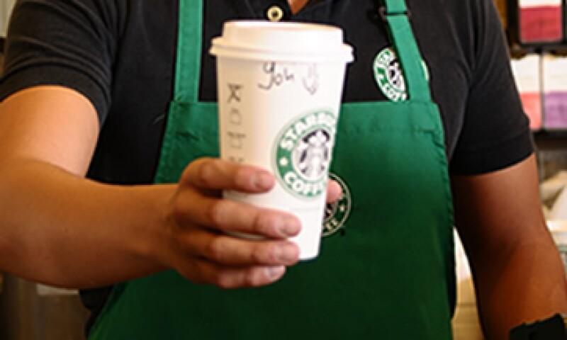 De las 110 unidades que abrirá la compañía en este año, 64% serán cafeterías Starbucks Cofee. (Foto: Cortesía de Alsea)
