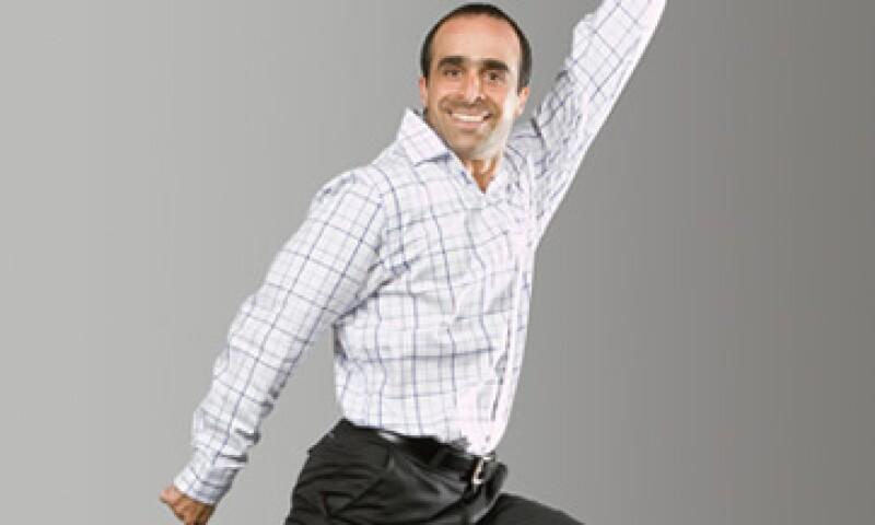 Ramón Torre-Lemus, gerente de mercadotecnia de Volaris. La estrategia de redes sociales que realizó la aerolínea fue elegida Monstruo de la Mercadotecnia de la revista Expansión. (Foto: Duilio Rodríguez)