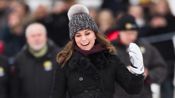 Kate Middleton en Suecia