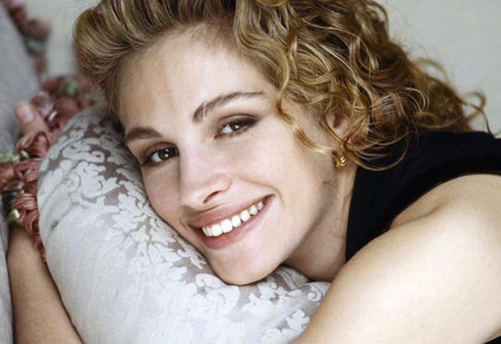 Y Julia Roberts volvió a encabezar la lista de las más guapas en el 2005.