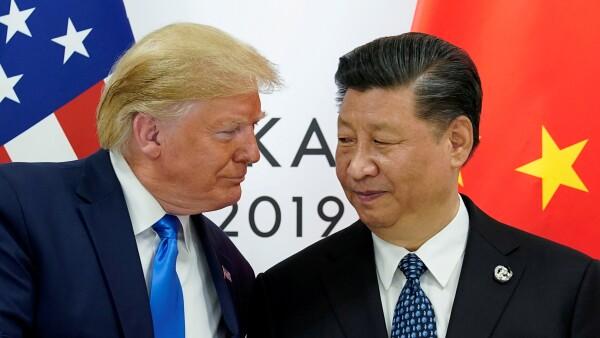 Estados Unidos China Trump Xi guerra comercial