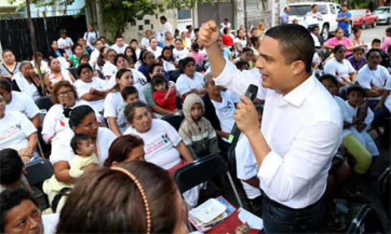 El dirigente estatal del PRI, Raymundo King, aseguró que pese a las 3,000 renuncias, cuentan con más de 96,000 militantes en el partido. (Foto: PRI/ Archivo )