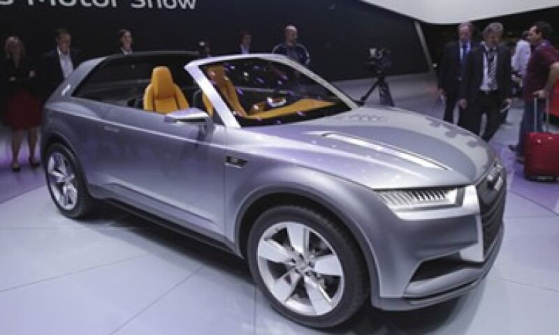 Audi abrirá una planta de producción  en Puebla, México. (Foto: Reuters)