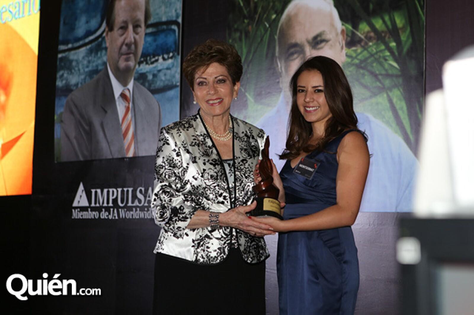 Beatriz Zapata y Montserrat Morales