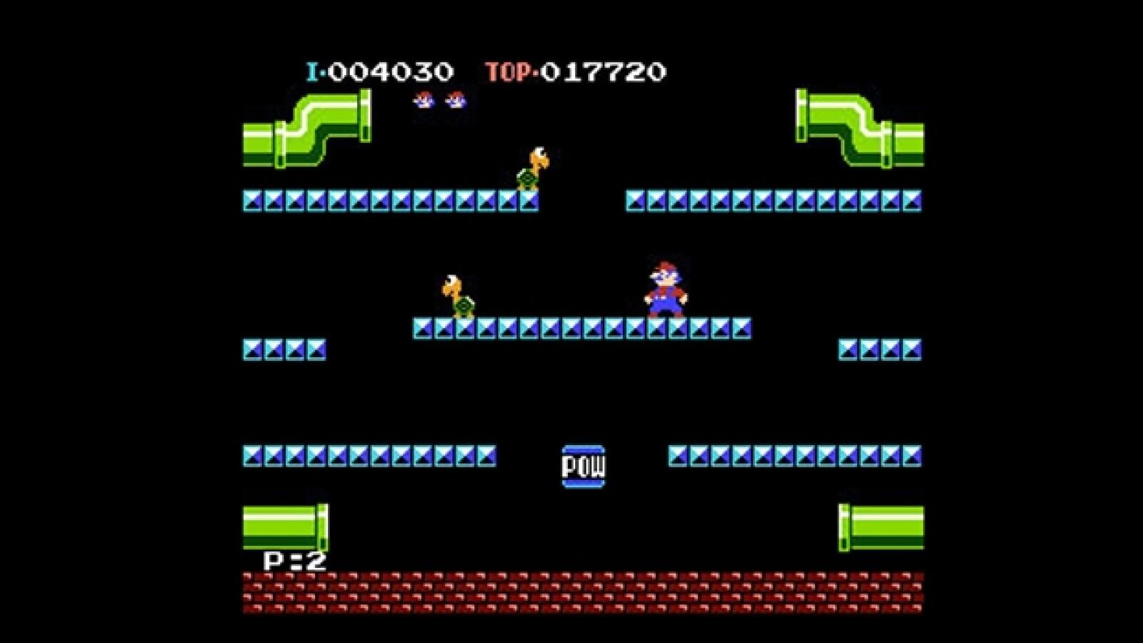 Mario Bros videojuego