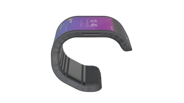 El CPlus de Lenovo es el primer smartphone flexible creado por la empresa.