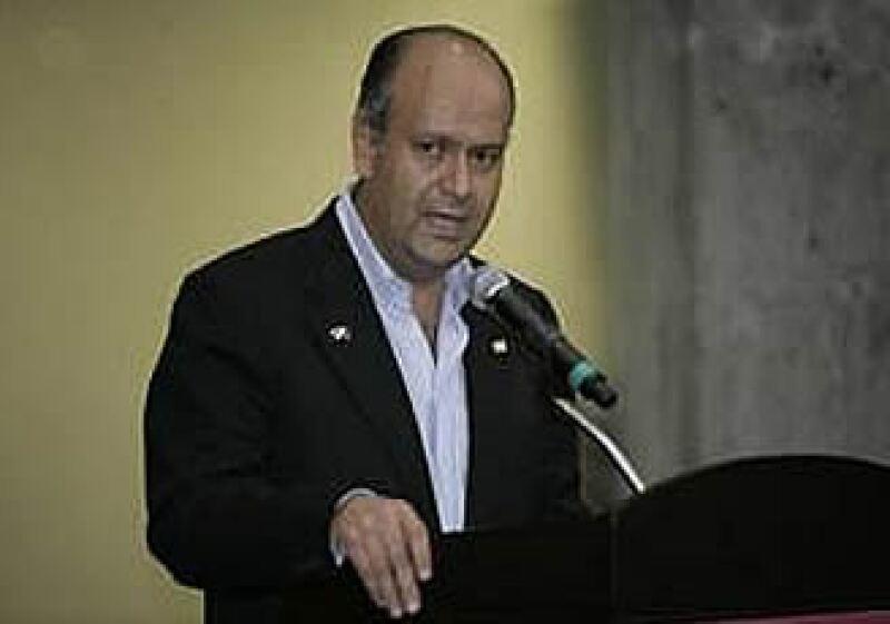 El director del Consejo Nacional Agropecuario, Juan Carlos Cortés, asegura que el sector agropecuario es anticíclico. (Foto: Notimex )