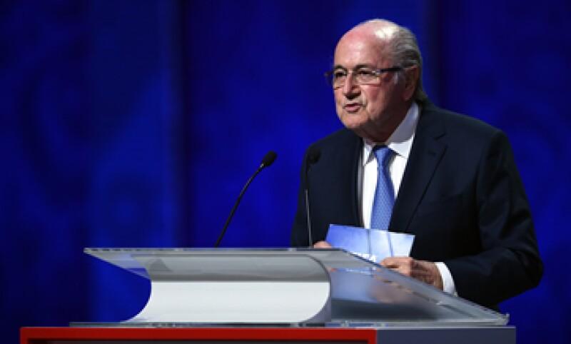 Blatter ha sido titular de la FIFA desde 1998 (Foto: Getty Images/Archivo )