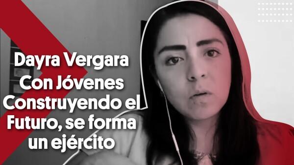 #Entrevista Dayra Vergara