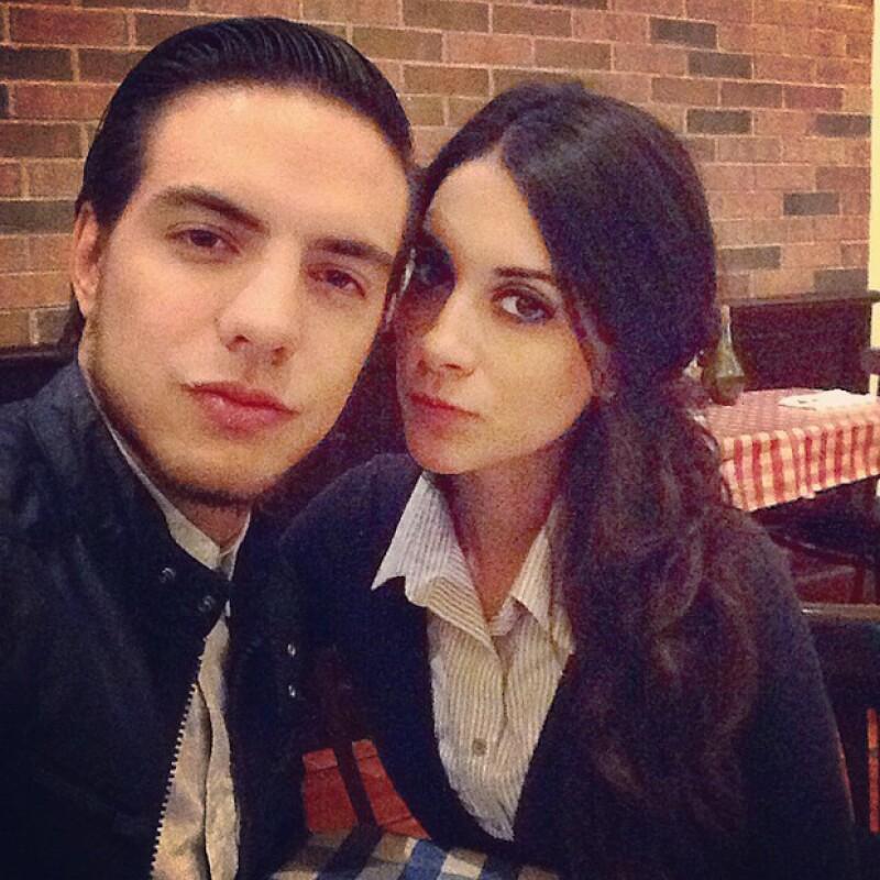 Vadhir Derbez y su novia Karla Anzaldúa se vieron envueltos en un escándalo con la policía mexicana a fin de año pasado.