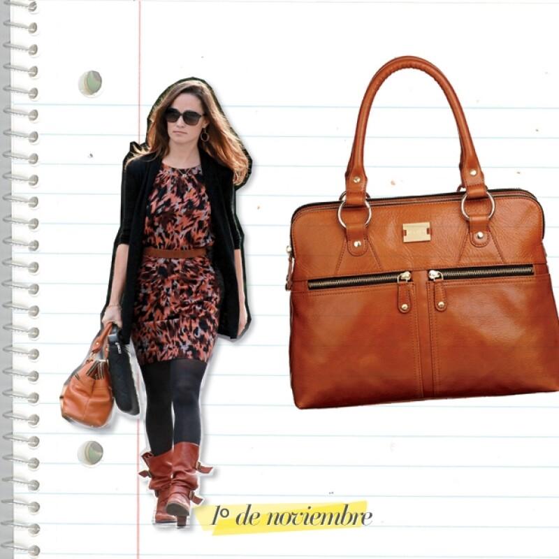 La bolsa es un accesorio básico para cualquier mujer, y la hermana de Kate Middleton no es la excepción. Pero entre todas tiene su favorita, se trata de un diseño de la marca inglesa Modalu.
