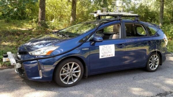Investigadores del MIT y Toyota crean un vehículo autónomo para caminos rurales