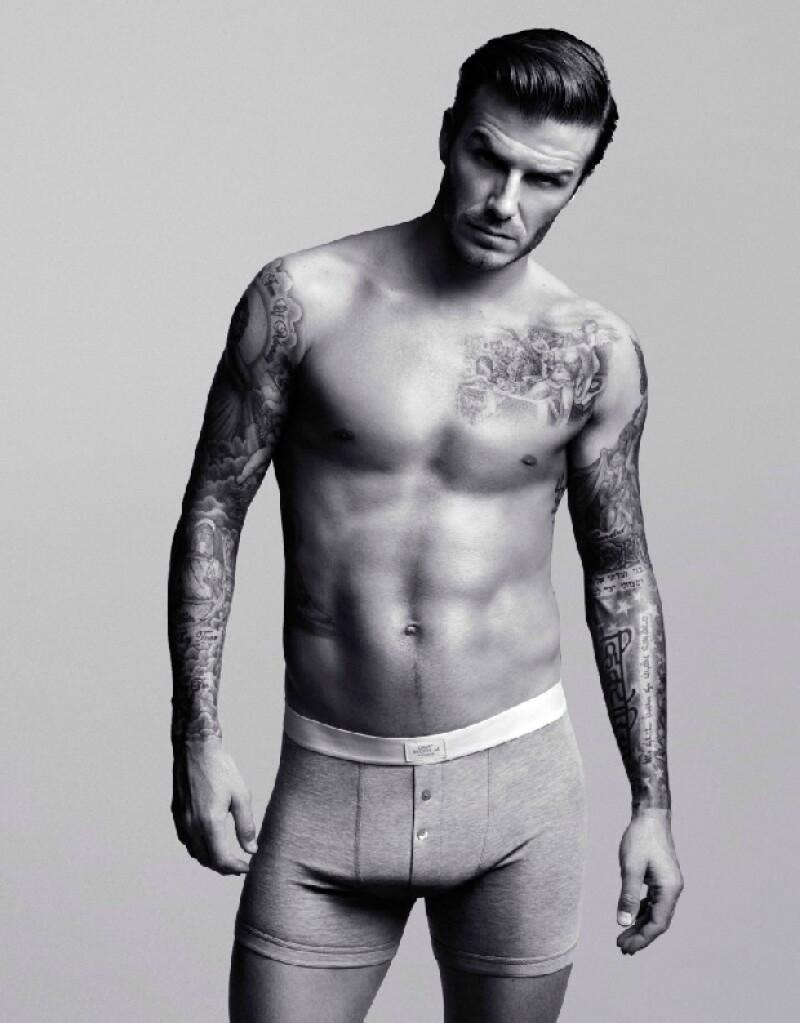 """El diseñador estadounidense calificó de este manera al ex futbolista y dijo que """"todos queremos ser como Beckham""""."""