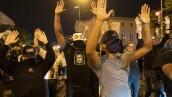 Protestas pacíficas