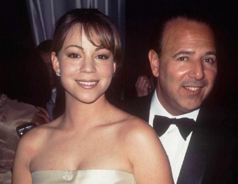 Tommy asegura que sí fue duro con Mariah pero la convirtió en súper estrella.