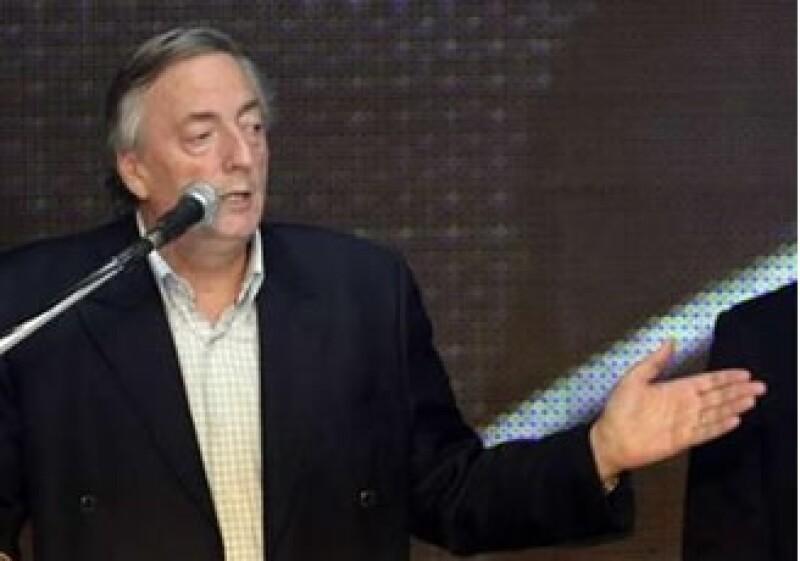 El ex mandatario dejará de ser la cabeza del partido oficial. (Foto: Reuters)