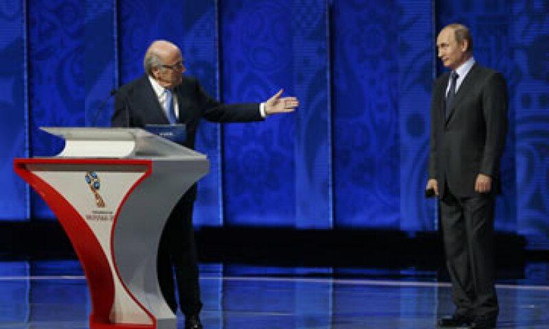 Blatter anunció en junio que renunciaba a su cargo. (Foto: Reuters )