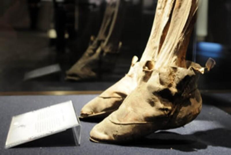 La exposición de la momias en Guanajuato estará 6 meses en la Ciudad de México a partir del 3 de septiembre. (Foto: Notimex)