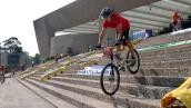 ciclistas bicicleta ciclovia movilidad urbana deporte