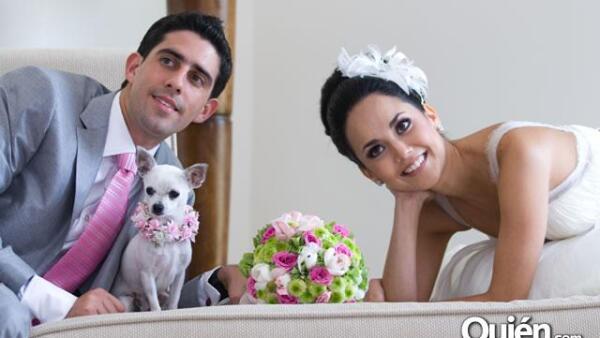 Boda Eduardo Malpica y Carolina Rincón