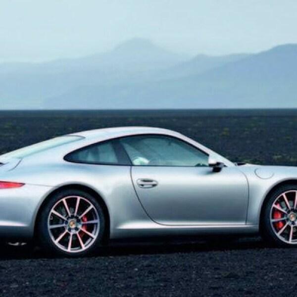 El nuevo Porsche 911 debutará en el Salón de Frankfurt, Alemania, a mediados del mes de septiembre de 2011.