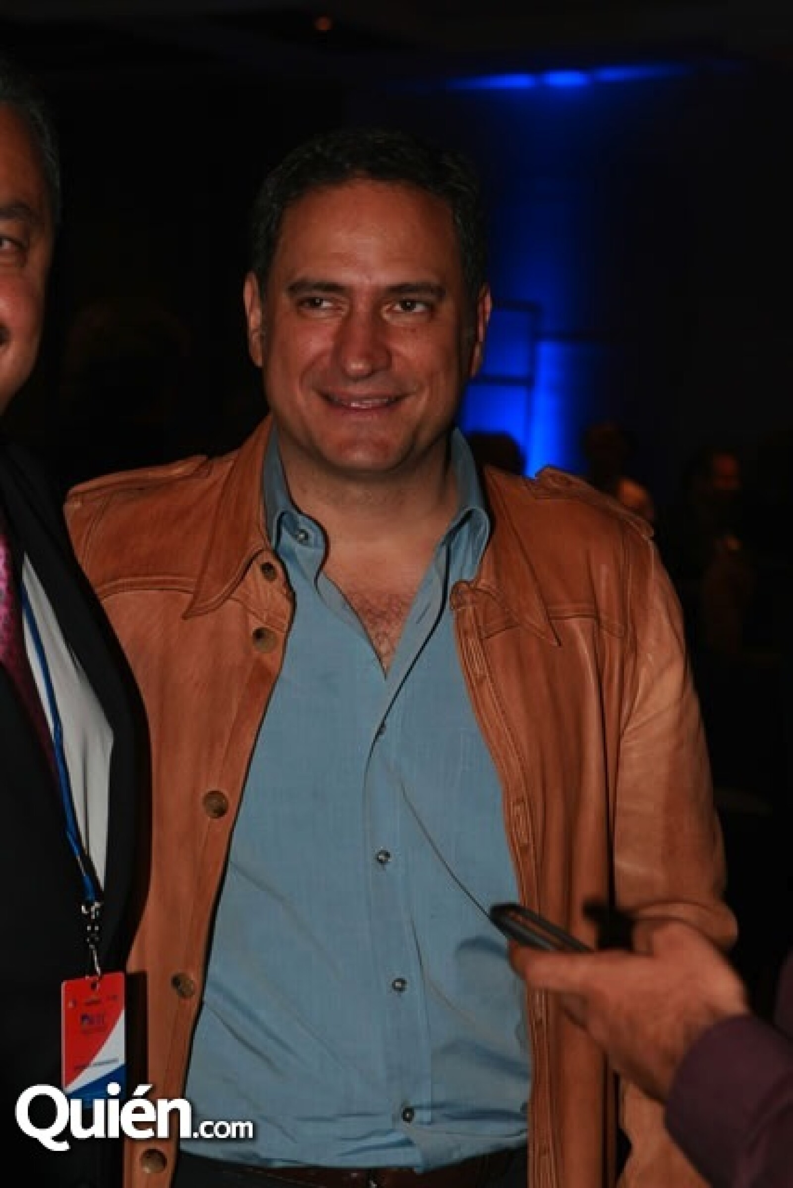 Alejandro Soberón, presidente de CIE.
