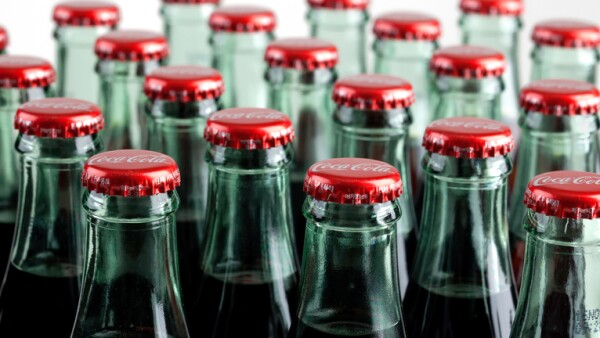 coca cola refresco botellas