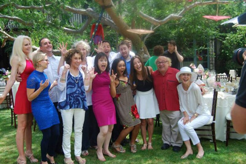 En 2013, hubo una reunión del elenco de Matilda, donde nuevamente Tronchatoro y Bruce representaron la escena del pastel.